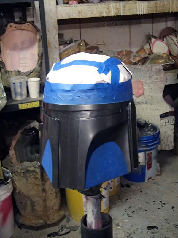 DW Helmet Masked