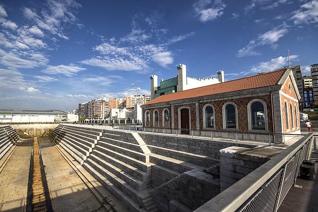 Dique de Gamazo, Santander
