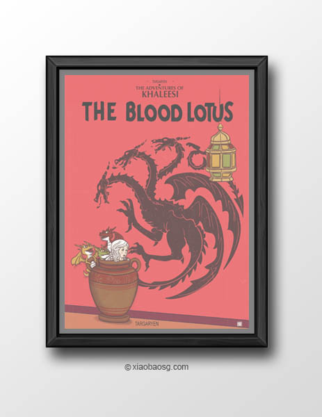 The Blood Lotus