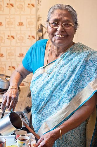 Gauri Karmakar, Kolkata
