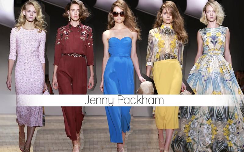 NewYork fashion week 2014 | Jenny Packham