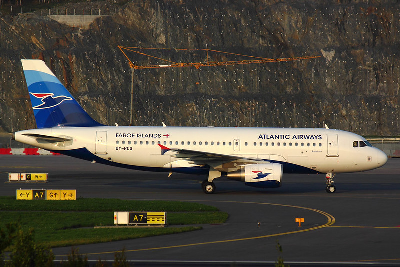 Atlantic Airways - A319 - OH-RCG (4)