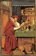 San Jerónimo Jan van Eyck