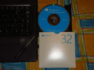 Windows 8 disc