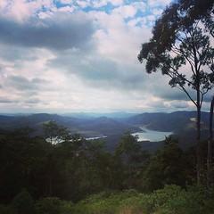 A bit of #cloudporn about #goldcoast #cycle #hinterland #hillclimb