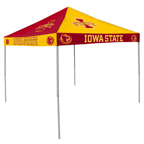 Iowa State Cyclones Checkerboard Tailgating Tent