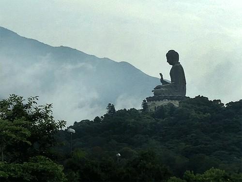 Tian Tin Buddha.