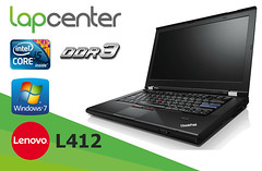 LENOVO THINKPAD L412 I5 4GB RAM 250GB HDD HD WIN7PPRO