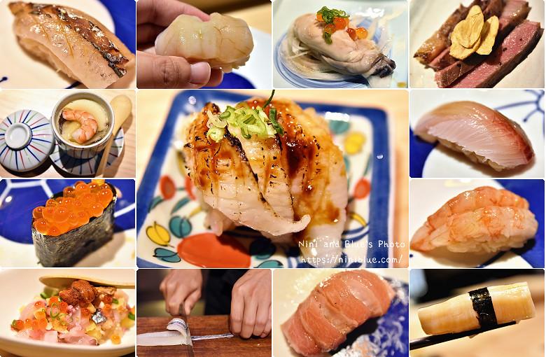 台中江戶前握壽司一貫入魂精誠日式料理48