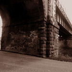 East Lancashire Rly bridge