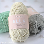 Sirdar - Ella Yarn -Cool Cream
