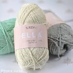 Sirdar - Ella Yarn -Cool Cream
