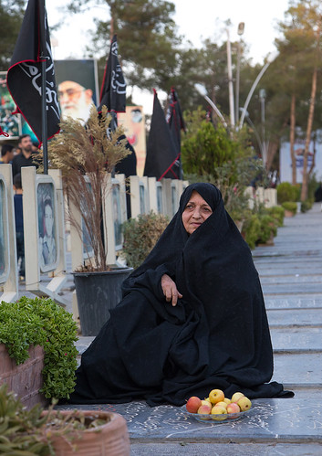 1people adult adultsonly ashura cemetery chador colorimage commemoration dead death esfahan flag fullframe glorify grave grief iran iranianculture isfahan islam ispahan lookingatcamera martyrs memorial memory middleeast mourning muharram muslim oneperson outdoors persia photography sadness shia shiite tomb tombstone tradition tranquility tribute veil veiled vertical war woman isfahanprovince ir