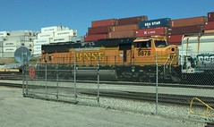 BNSF 9878