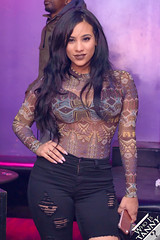 Cyn Santana Hosts 4-Play Fridays @ Heavens Gentlemen's Club
