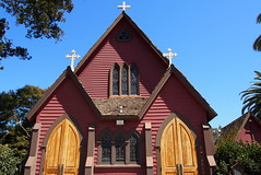 Calvary Episcopal Church Santa Cruz