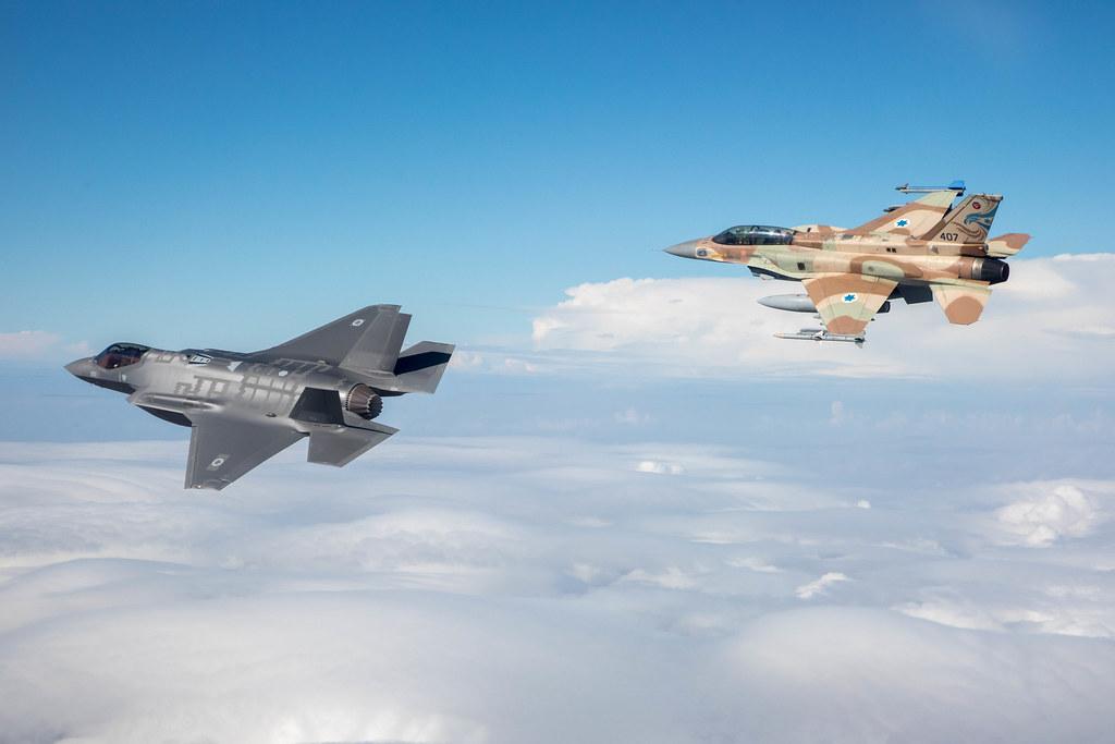 إسرائيل تتسلم أولى مقاتلات «إف 35» الأميركية في ديسمبر - صفحة 2 31504857121_ae72d3aa1d_b