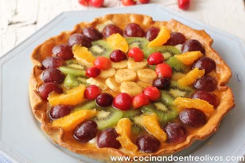 Tarta de frutas www.cocinandoentreolivos (17)