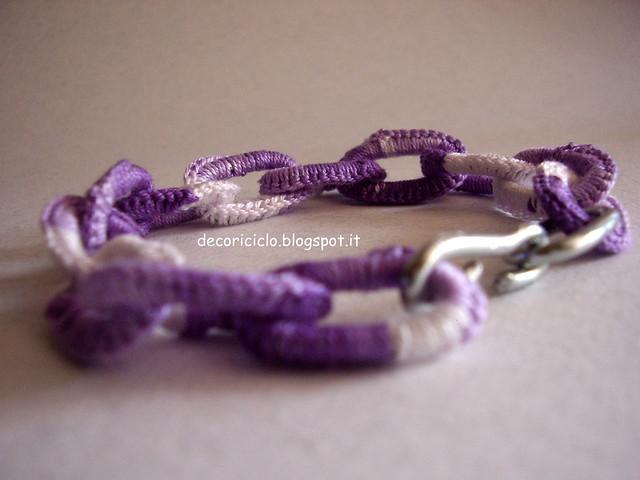 braccialetto catena ferramenta 3
