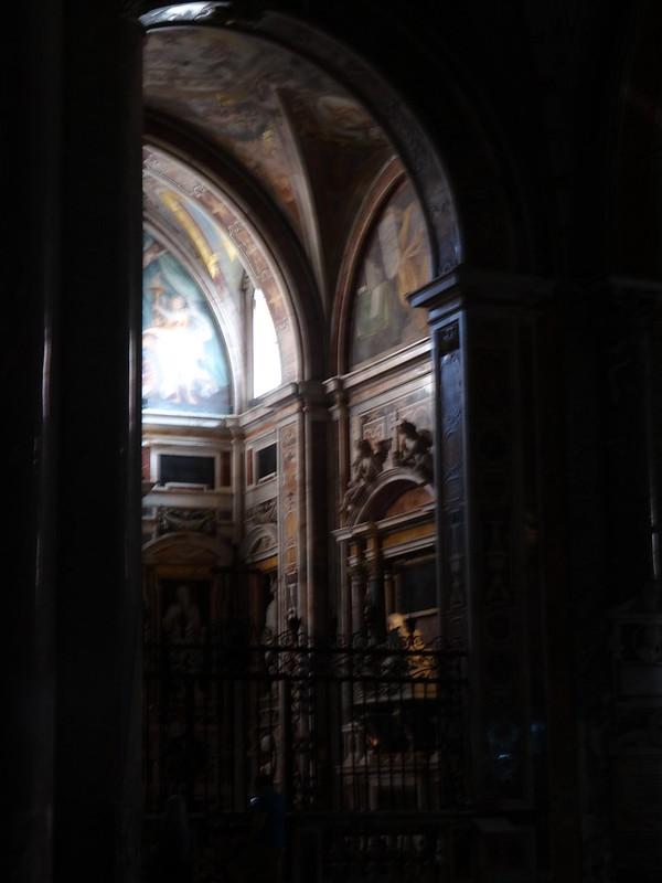 Side chapel, S. Maria Sopra Minerva