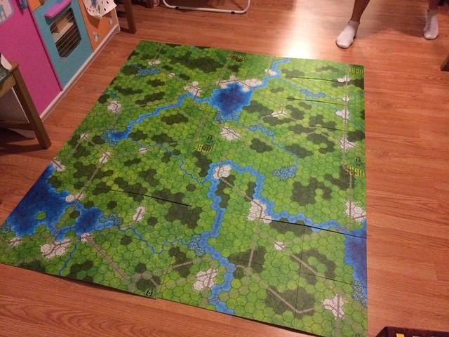 Ogre map!