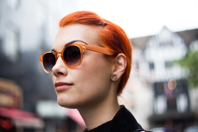Street Style - Sara Larsson, Argyll Street