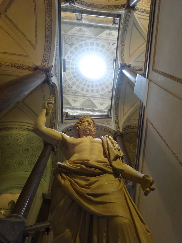 Jupiter, Museo di Roma