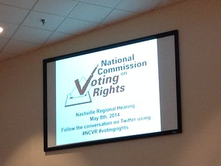National Commission on Voting Rights