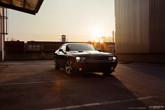 Dodge Challenger SRT 8