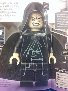 LEGO Star Wars Dark Side Page