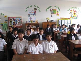 Peruvian Education