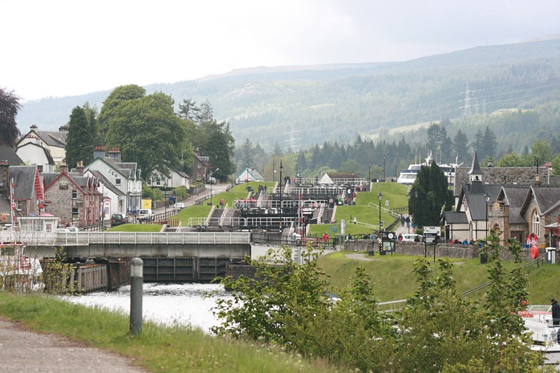 Fort Augustus and the Caledonian Canal (110)