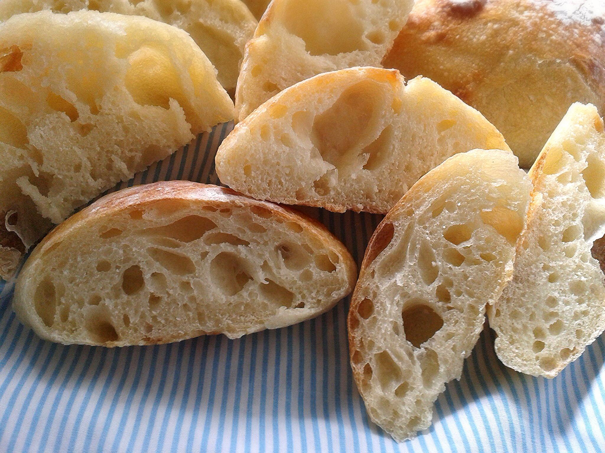 حصري: طريقة خميرة الخبز الطبيعية