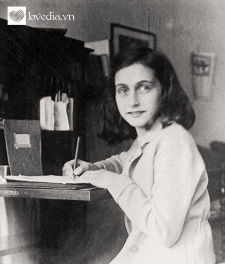 Nhật kí Anne Frank – nhật kí trái tim Song Tử giàu quả cảm