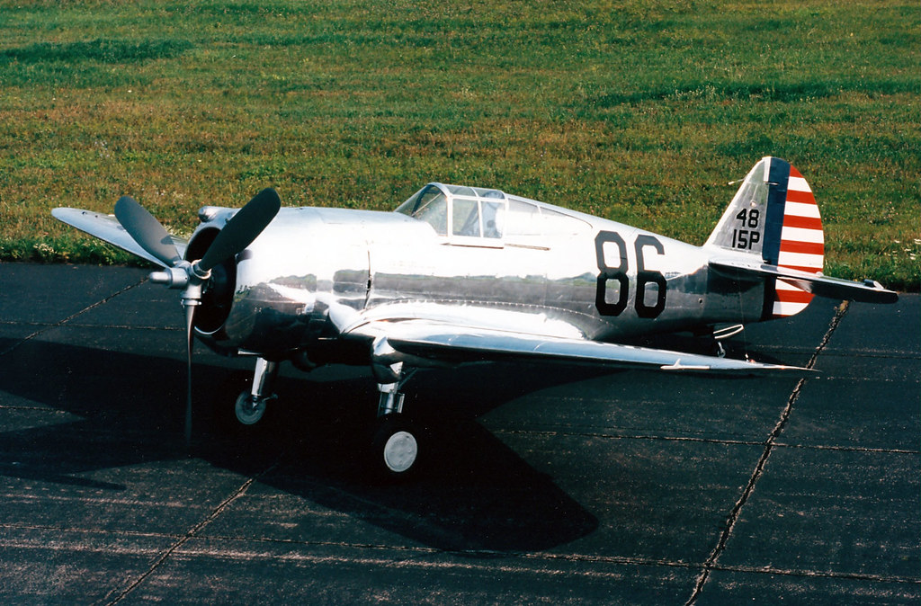 Curtiss P-36A
