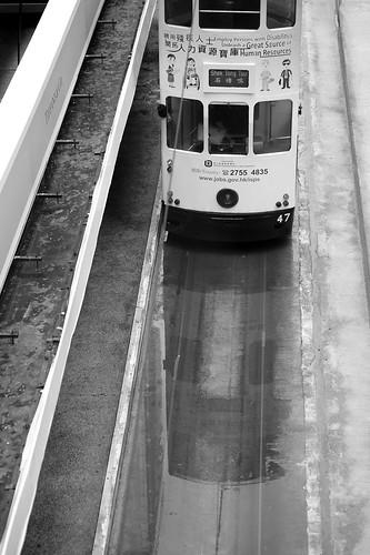 Rainy Tramway