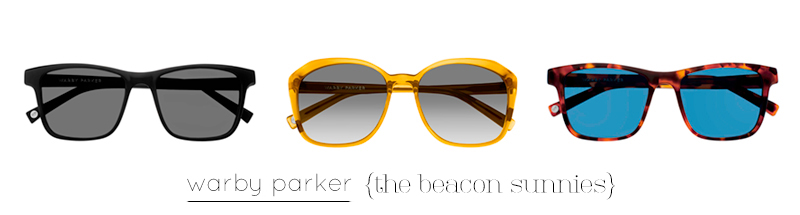 Warby Parker The Beacon Sunglasses