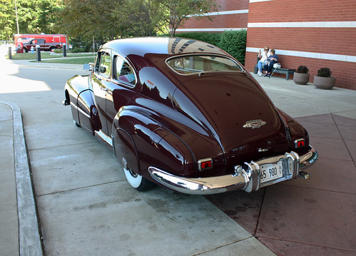 Flickriver most interesting photos tagged with for 1947 oldsmobile 4 door sedan