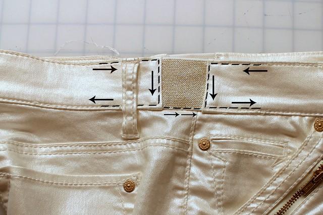 sew waistband2