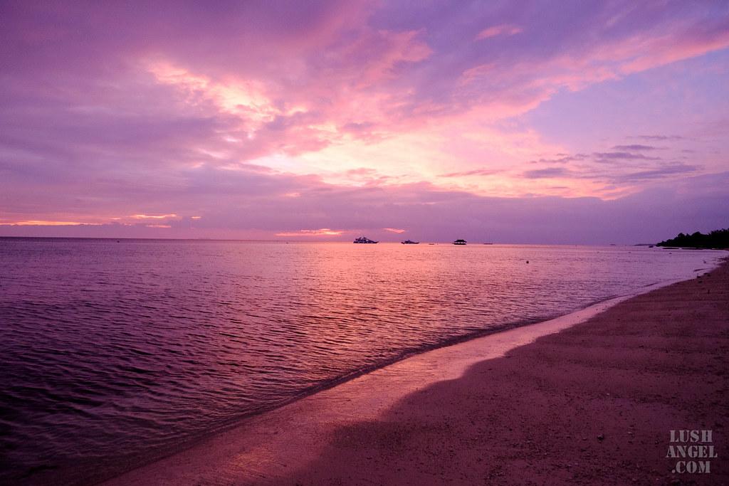 siquijor-beach-sunset