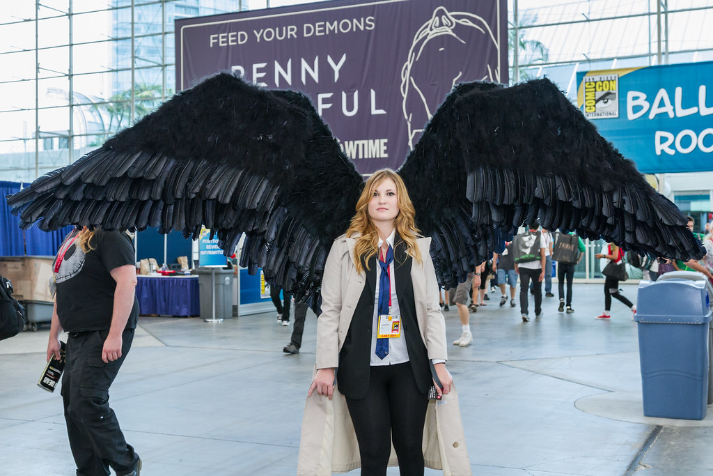 wings SDCC 2014