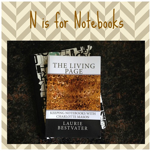 N is for Notebooks
