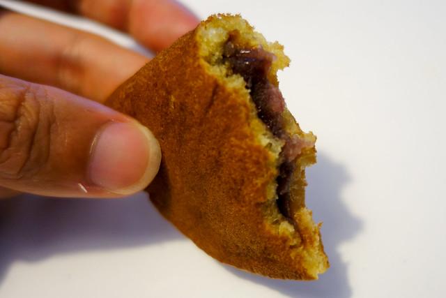 餅のどら焼き