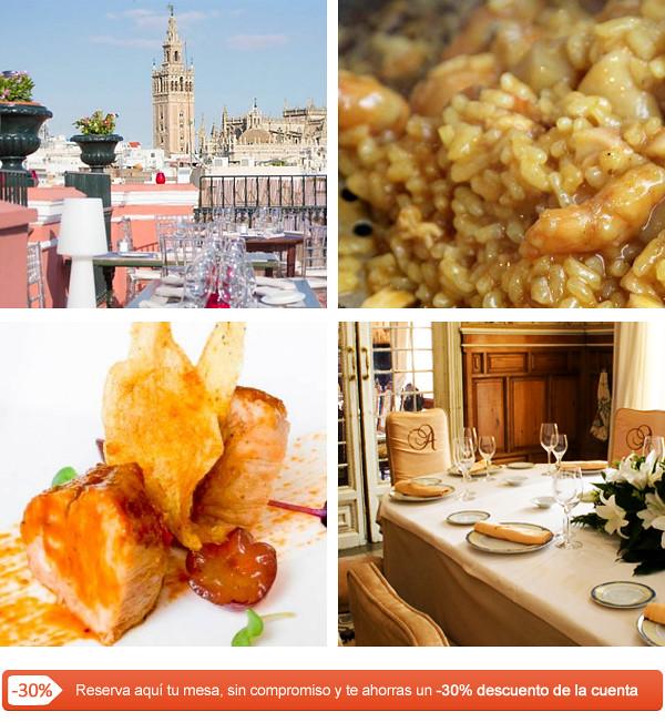 Uno de los mejores restaurantes de Sevilla, La Taberna del Alabardero