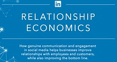 Infographic: LinkedIn/Altimeter Group Relationship Economics