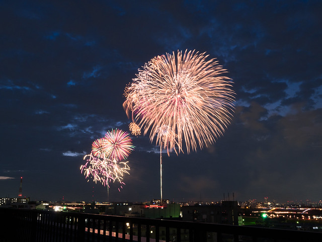 Fireworks Opening
