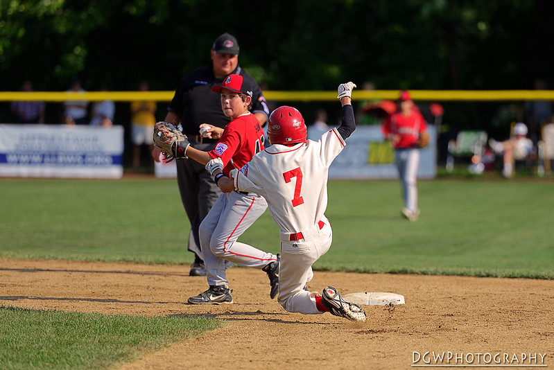 Little League New England Regionals