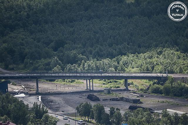 gamla LKABbron