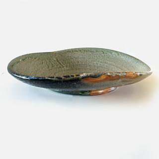 Zak Chalmers. Shallow bowl