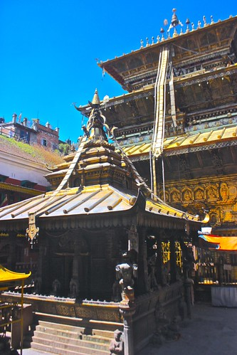 Golden Temple Patan